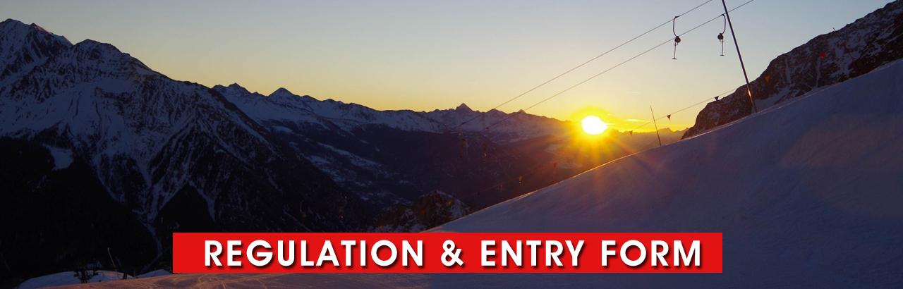 Regulation & Entry Form