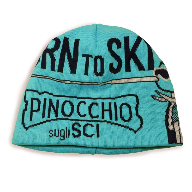 Berretto di Pinocchio col. azzurro