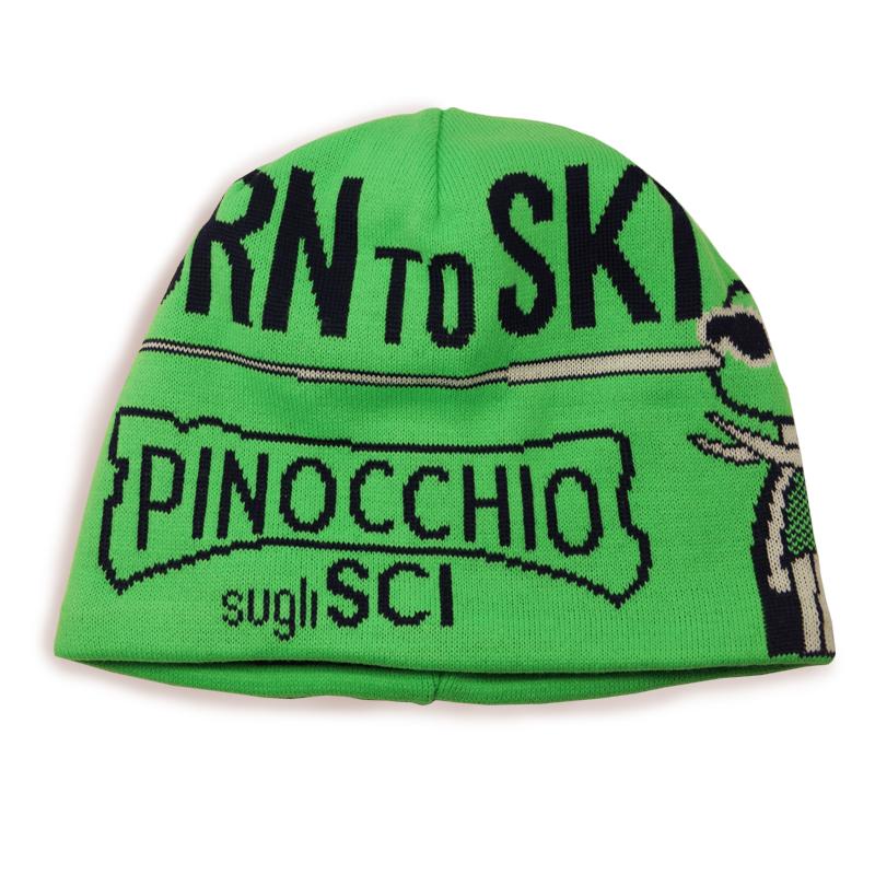 Berretto di Pinocchio col. verde