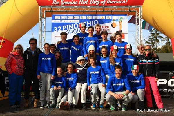 Finali Nazionali Pinocchio Sugli Sci 2014