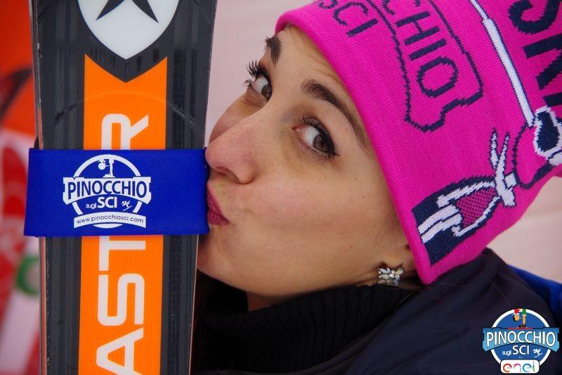 La carica degli 840 giovani sciatori a Moena !