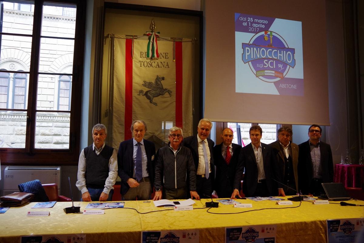 Finalissime 2017 presentate in Regione Toscana