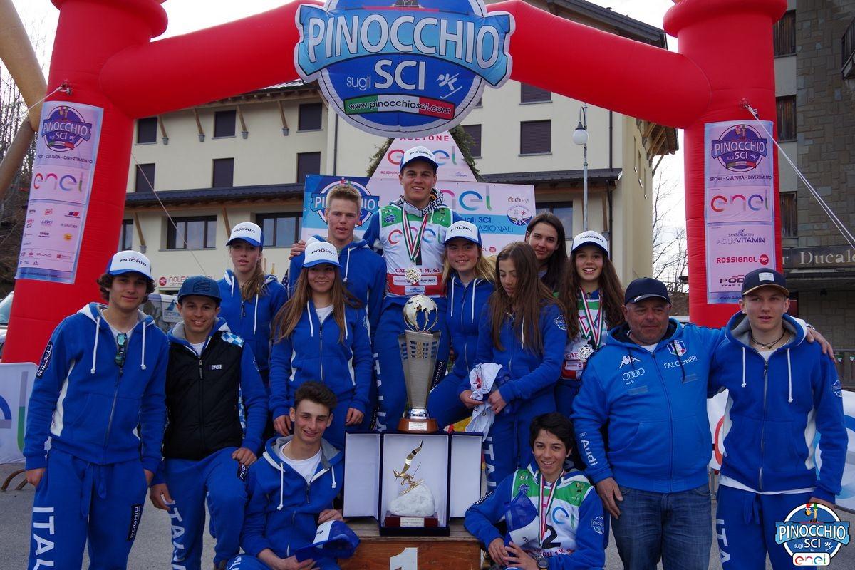 International Final 2017, DAY 2, ITALIA campione !